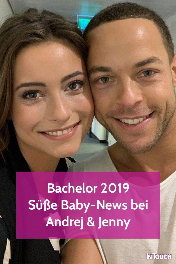 Andrej Mangold Jenny Lange Baby Sensation Promi News