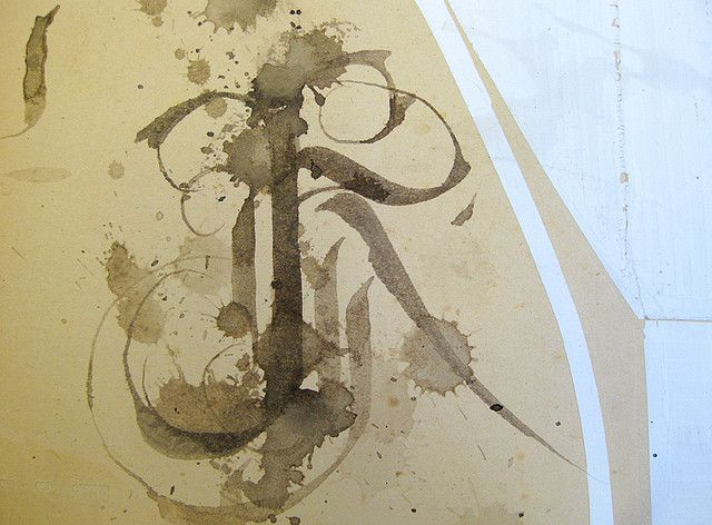 R Calligraphy Exploration by Lovely Mpls, via Flickr  (wonderful walnut ink): Textus Calligraphy, Art Calligraphy, Calligraphy Exploring, Scarfs Style, Calligraphy Art, Calligraph Art, Photo, Calligraphy Showca, Calligraphy Typography Lett