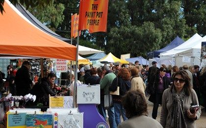 Red Hill Community Market - Craft Markets Australia