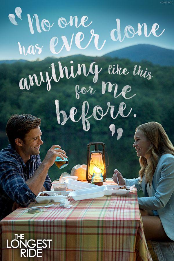 Effort is romantic. #LongestRide Watch it now on Digital HD
