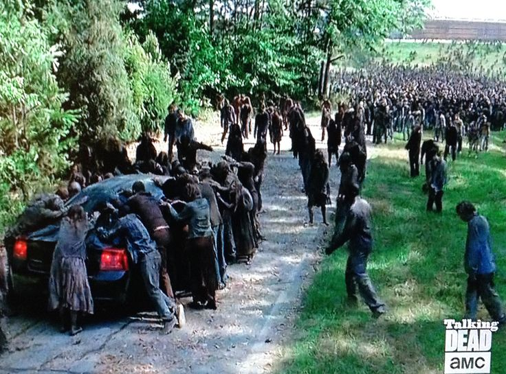 """The Walking Dead Episode 4.03: Isolation: things that make you say """"oh f*%k!!!!!"""""""