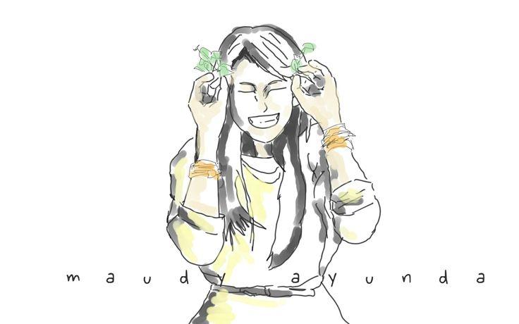 Moody #maudyayunda #character #design #digitaldrawing #anime #manga