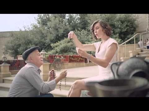 Milla Reklam ( Milla Jovovich )