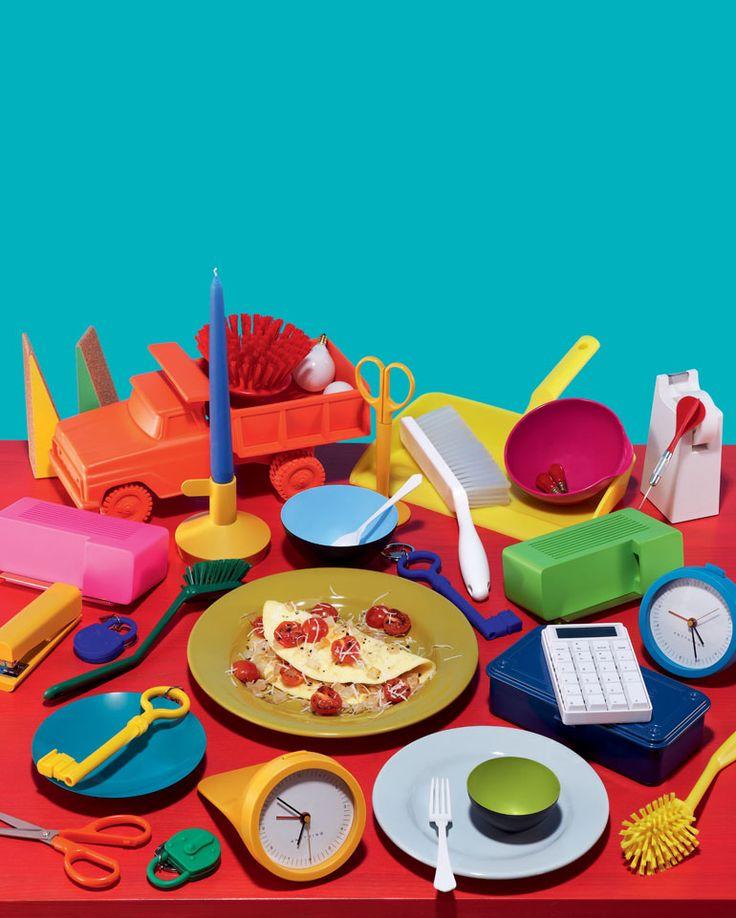 Artist's Palate: Michael Craig-Martin's Omelette | Lifestyle | Wallpaper* Magazine