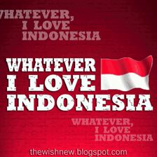 DP BBM Animasi Terbaru Versi Photoshop : Animasi/DP BBM I Love Indonesia [Nasionalisme]