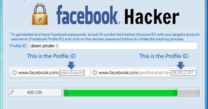 Free Facebook Hacking Software Facebook Hacker Pro help you to retrieve Facebook passwords as long as you have an internet co...