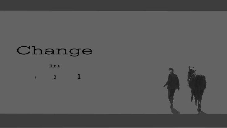 Change in 3… 2… 1! | Equanimity UK