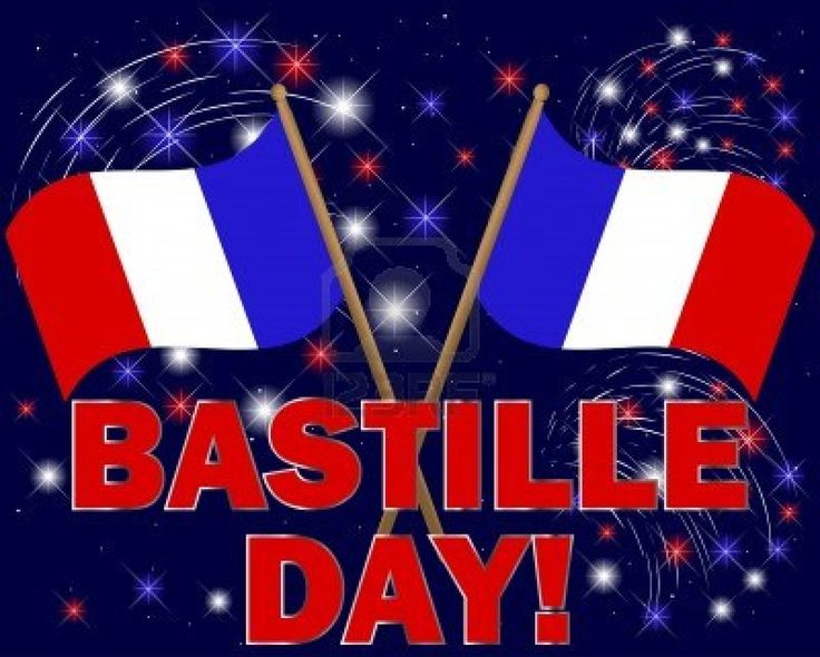 bastille day books