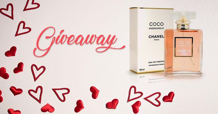 Win! 1x CHANEL COCO MADEMOISELLE Eau de Parfum