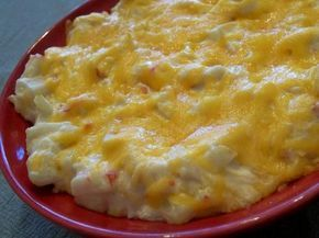 Chinese Buffet Crab Casserole from Food.com:   I got this recipe from a local Chinese restaurant. they serve the best crab casserole!