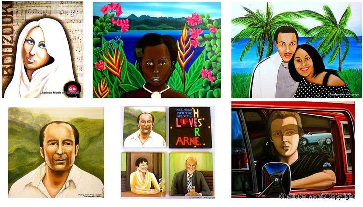 28 Portraits  Various