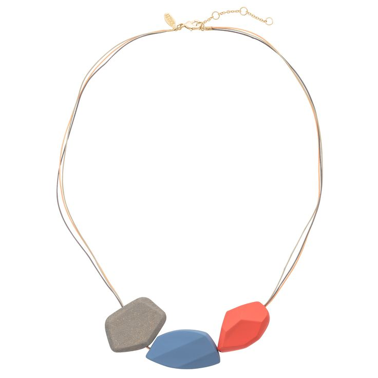 Buy the Bibi Beaded Necklace at Oliver Bonas. Enjoy free worldwide standard delivery for orders over £50.