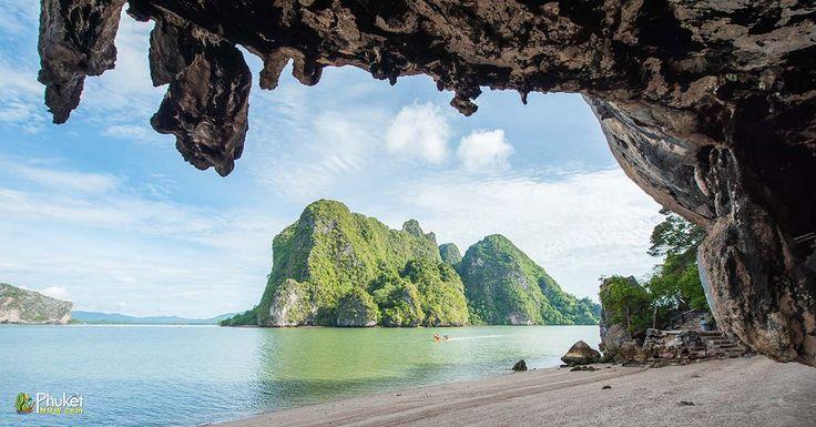 Phuket James Bond Hongs, Phang Nga