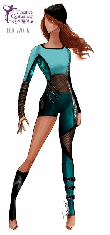CCD-720-A  DESCRIPTION: one piece unitard w/one full legging, detail continues to back, zipper back, one gaiter, beanie included BASE PRICE: $139.50