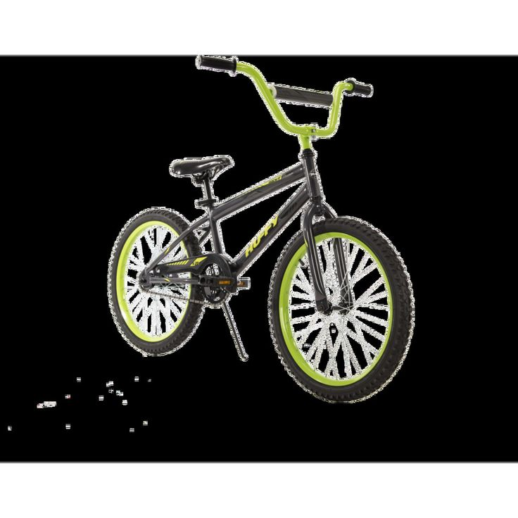 20 Inch Boys Bike Kids Bicycle BMX Children Riding Toy Comfortable Grips Green #Huffy