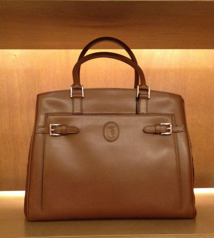 Trussardi #bags #FallWinter #FolliFollie #collection