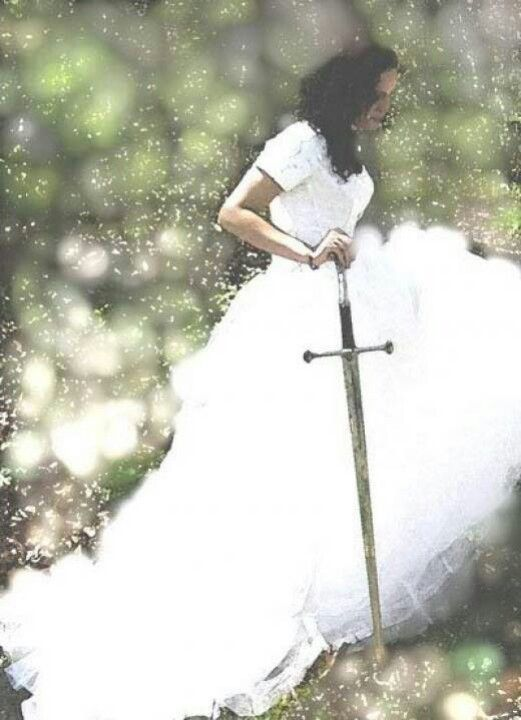 <3 Warrior of Christ