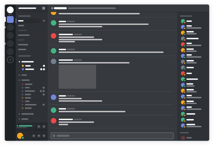 Discord downloads discord freeware software social app
