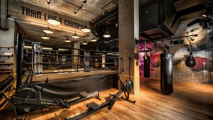 BXR London - Anthony Joshua Boxing Gym | Quintessentially