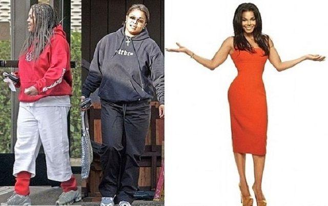 3 hónap alatt mínusz 30 kiló Janet Jackson diétájával