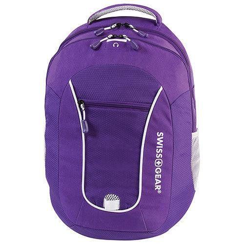 Swiss Gear 15.6 Laptop Backpack [Purple]