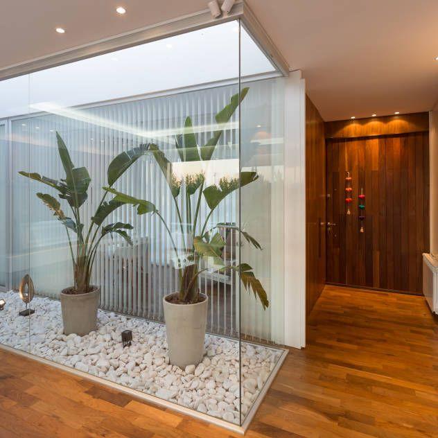 1000 imagens sobre exteriores no pinterest caminhos Casas modernas interiores decoracion