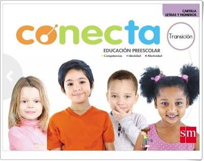 """Cartilla """"Letras y Números"""" (S.M. Conecta, Educación Preescolar, Colombia)"""