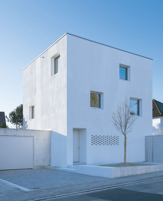 Haus D,© Rainer Retzlaff