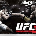 Problemas autorais com o UFC Undisputed 3