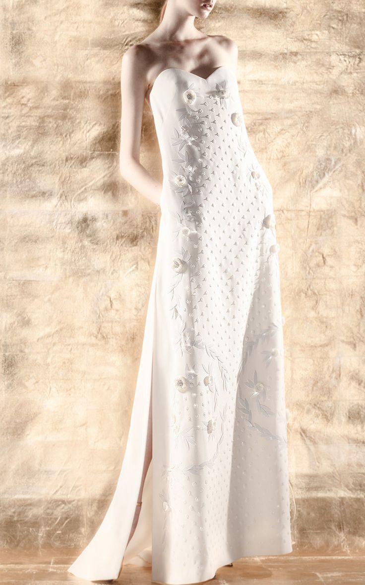 Applique Dress by DELPOZO | Moda Operandi