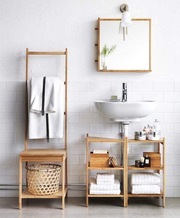 64 Best Einrichtung   Badezimmer Images On Pinterest Bathroom   Badezimmer  Lampe Ikea