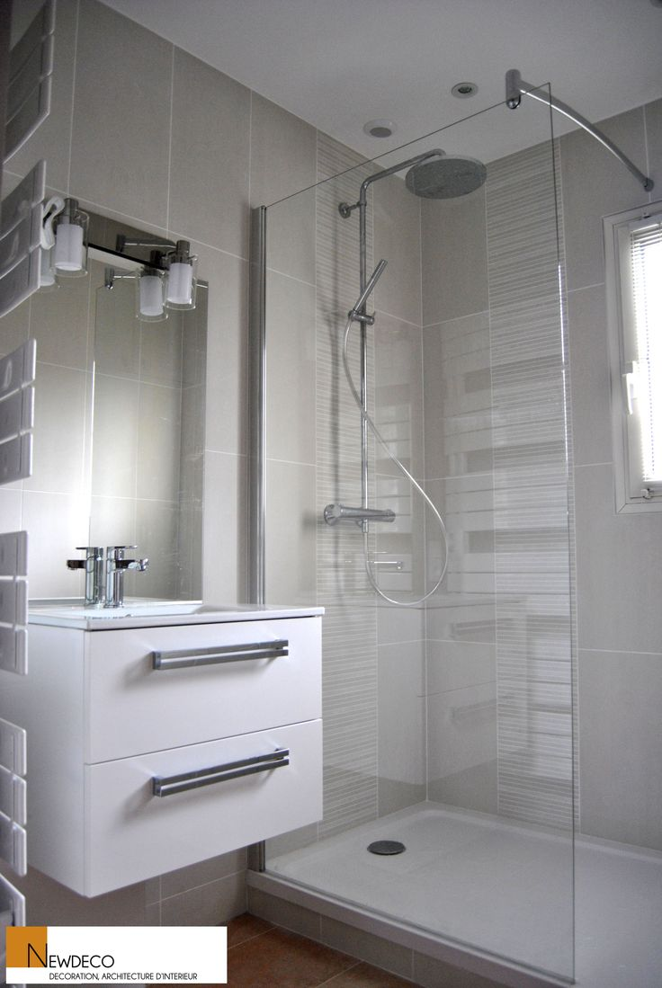 25 best ideas about salle de bain carrelage on pinterest