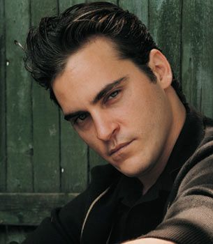 Joaquin Phoenix (well, perhaps the jury is still out on the 'classy' part, but he's a 'looker', for sure!)