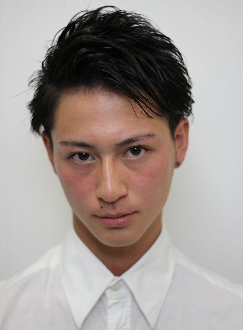 ビジネスOKの好感度おしゃれスタイル 【gokan omotesando】 http://beautynavi.woman.excite.co.jp/salon/9261 ≪ #menshair #menshairstyle・メンズ・ヘアスタイル・髪形・髪型≫
