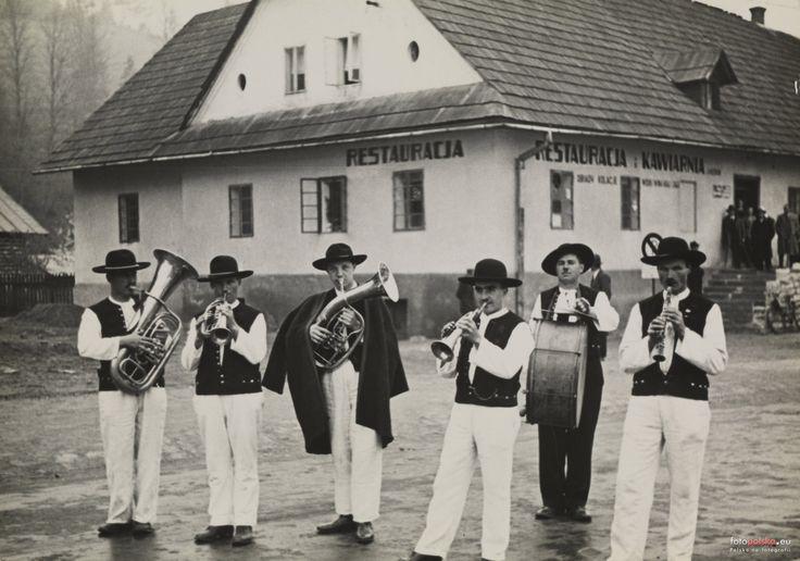 Muzeum Beskidzkie im. Andrzeja Podżorskiego, Wisła - 1937 rok, stare zdjęcia