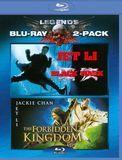 Black Mask/The Forbidden Kingdom [2 Discs] [Blu-ray]