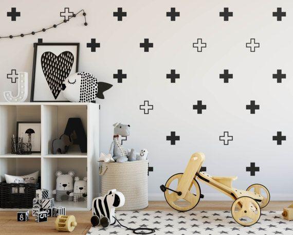 Die besten 25+ Modern wall decals Ideen auf Pinterest Wandregale - wandtattoo braune wand
