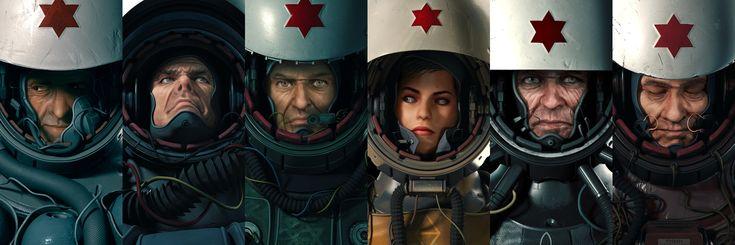 ArtStation - Red Astro - Light Tweak..., Daniel McKay