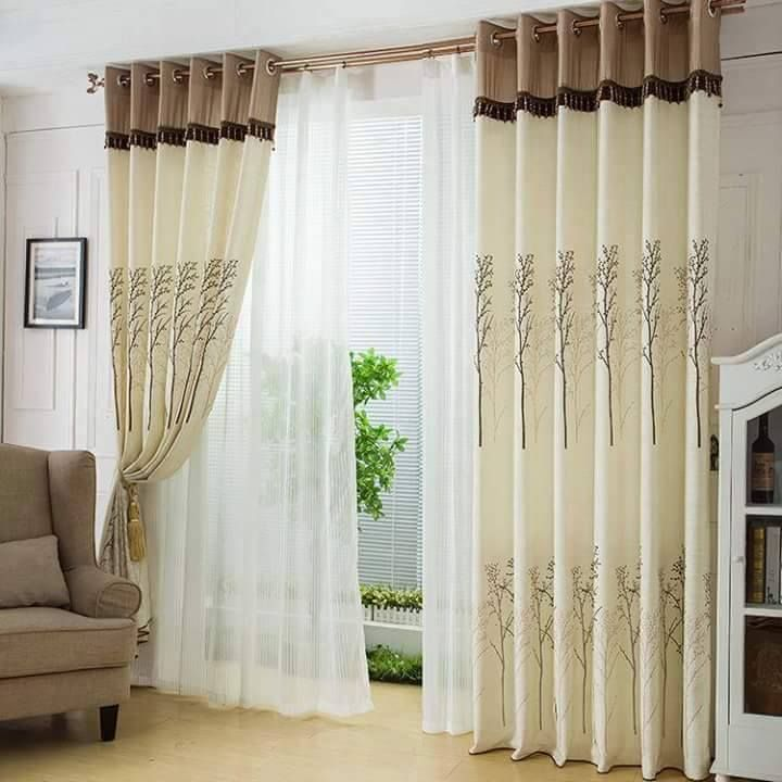 Living Room Curtain Designs Extraordinary 95 Best Curtains Images On Pinterest  Window Treatments Window Design Ideas