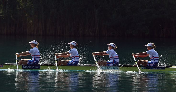 Melanie Wilson Photos: FISA Rowing World Championships - Day Five