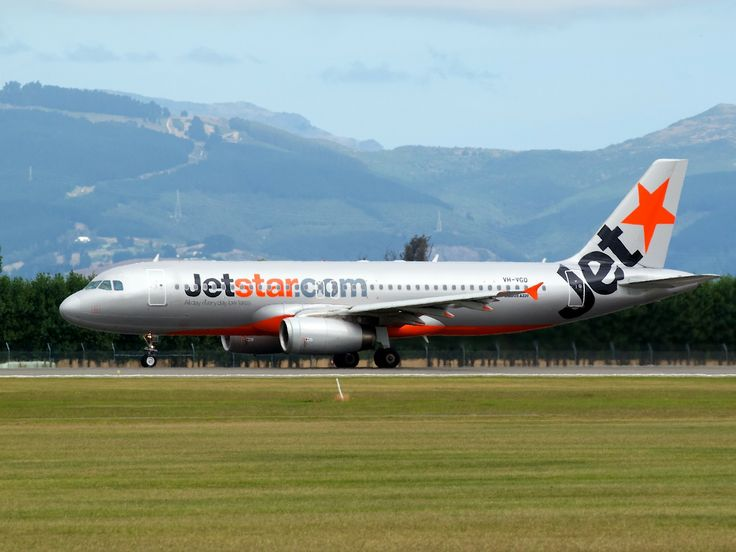 Jetstar A320 in Christchurch  Type: Airbus A320-232 Registration: VH-VGQ Location: Christchurch International Airport Date: 11/01/2014