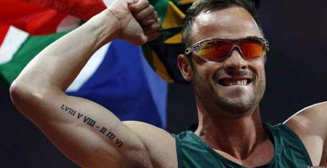 Oscar Pistorius é sentenciado a 5 anos de prisão por homicídio culposo