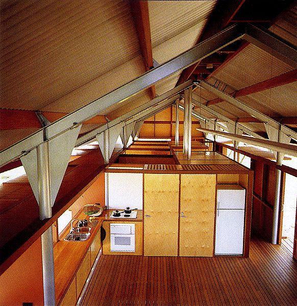 Glenn Murcutt. Marika House. 1994. Yirrkala Community, Eastern Arnheim Land…