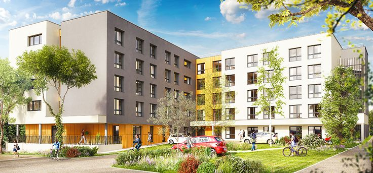 Investissement locatif à CAEN – Loueur Meublé Bouvard-Censi - 1049   Valority