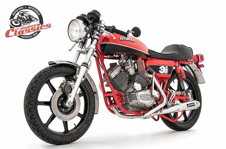 1978 Moto Morini 3 1/2 Sport