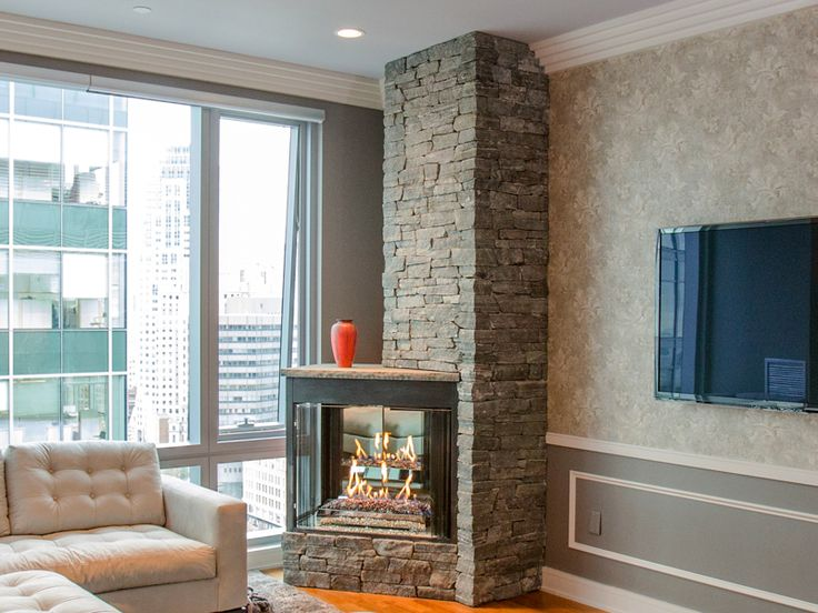 Decorative Stone Accent : Best images about natural stone fireplaces on pinterest