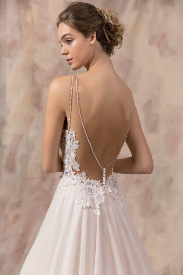 ROSE #weddinggown #celestialcollection #newbridalcollection #costantinobridal #weddingingreece