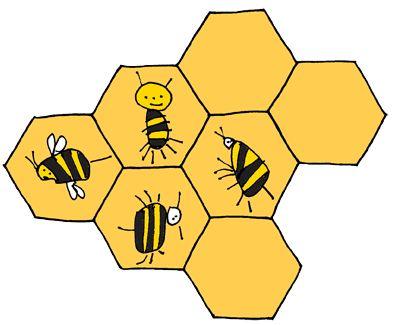 Juf2juf; een uitgewerkt bijenproject met taal- en rekenactiviteiten, knutselideeën, liedjes en versjes, enz.