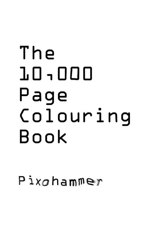 ten thousand page coloring book - How To Make A Coloring Book App