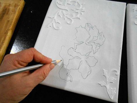 Petroschi Bianca - Pictura si deco aplicatii pe panza (20)